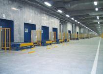 大型冷蔵物流センター